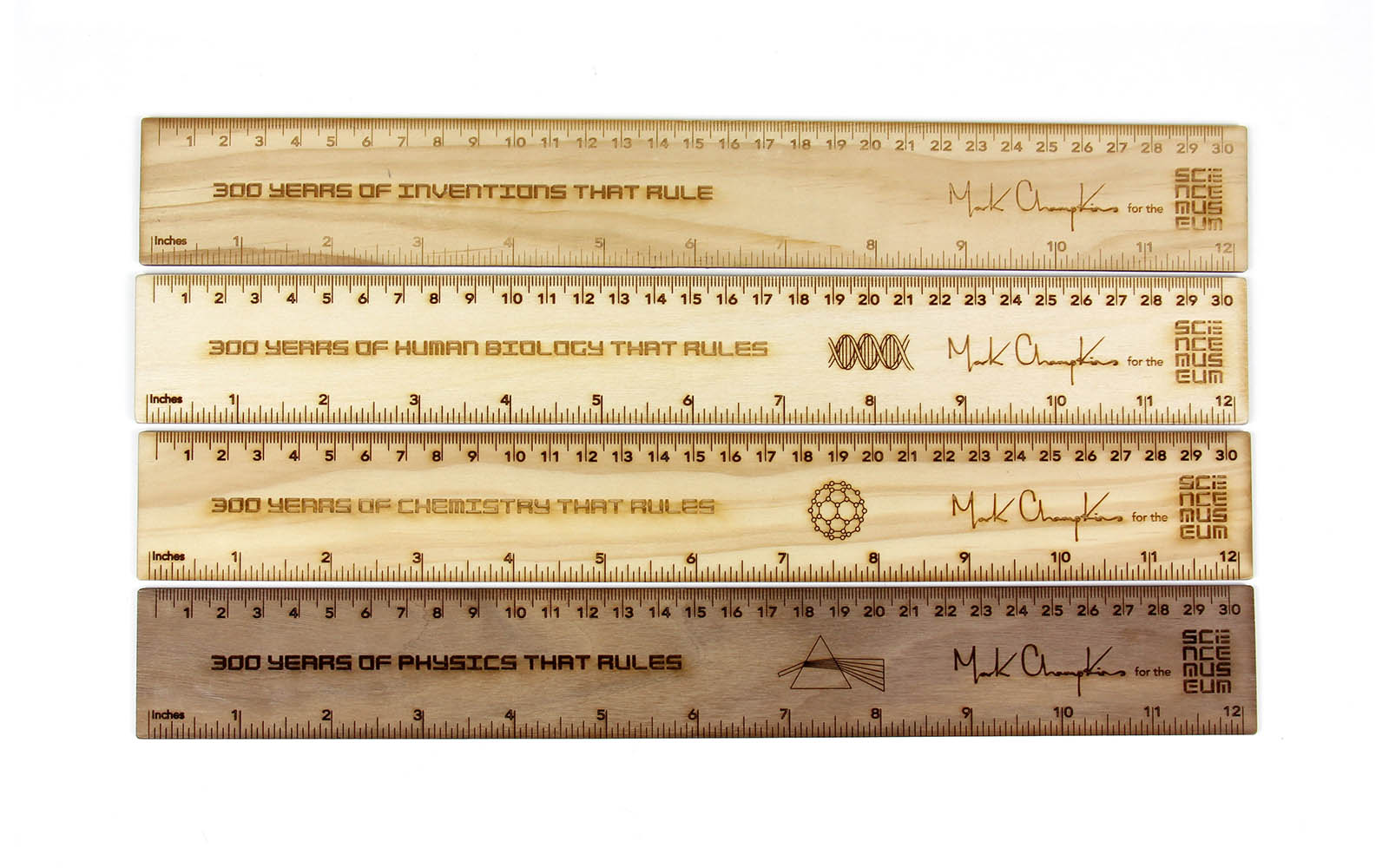 Rulers-front